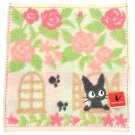 Mini Towel -25x25cm- Jacquard - made in Japan -garden- Jiji - Kiki's Delivery Service - 2016 (new)