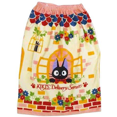 Wrapping Towel - 80x120cm - Snap Button - window - Jiji - Kiki's Delivery Service - 2015 (new)
