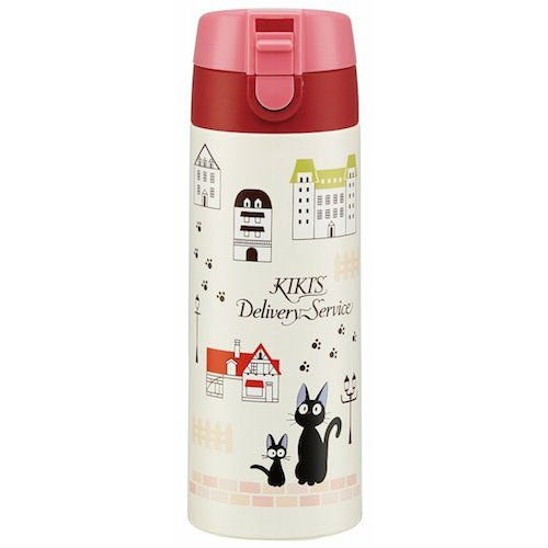 Thermal - Stainless Mug Bottle 350ml - Lock - Kiki's Delivery Service -2014- no production (new)