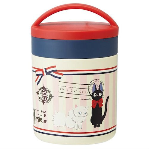 Bento Lunch Box - Thermal Jar - 300ml - Air Mail - Kiki's Delivery Service - 2015 (new)