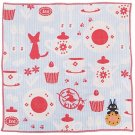 Handkerchief - 28x28cm - 3 Layer Gauze - made Japan - Jiji - Kiki's Delivery Service - 2016 (new)