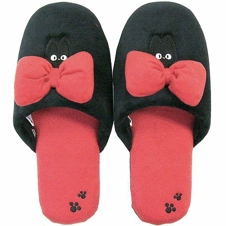 Slipper - 24cm - Ribbon - Jiji - Kiki's Delivery Service - Ghibli - 2013 - no production (new)