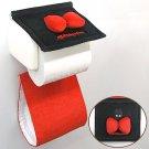 Toilet Paper Holder Cover - Ribbon - Jiji - Kiki's Delivery Service - Ghibli - 2013 (new)