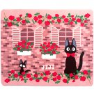Rug Mat -200x240cm- Plastic Case - Rose Wall - Jiji - Kiki's Delivery Serivice - Ghibli -2014 (new)