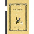 Notebook B6 - Weekly Schedule - 48 Page - made Japan - Jiji - Kiki's Delivery Service - 2016 (new)