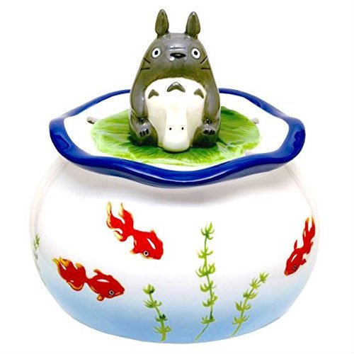 Mosquito Coil & Incense Holder & Tealight Holder - Ceramics - Totoro - Ghibli - 2015 (new)