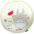 Cushion - 40x40cm - Round - Applique Embroidery - Totoro - Ghibli - 2013 (new)