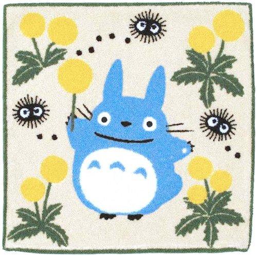 Cushion Cover - 45x45cm - Chenille Embroidery - Dandelion - Totoro - Ghibli - 2015 (new)