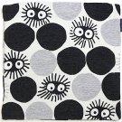 Cushion Cover - 45x45cm - Gobelins Tapestry - Kurosuke - Totoro - Ghibli - 2016 (new)