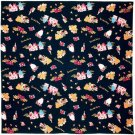 Furoshiki Wrapping Cloth - 75x75cm - Shantung - made in Japan - Spirited Away - 2016 (new)