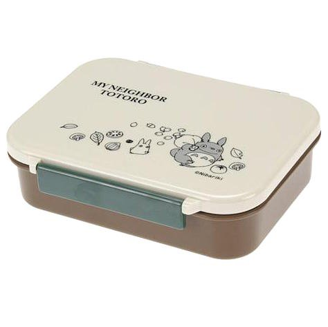 Bento Lunch Box - 550ml - 2 Lock - microwave & dishwasher - made Japan - Totoro - Ghibli -2016 (new)