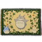 Cover / Carpet Rug - 140x190cm - Gobelin Tapestry - Totoro - Ghibli - 2015 (new)
