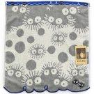 Hand Towel - 34x36cm - Jacquard Weaving - Embroidery - Kurosuke - Totoro - Ghibli - 2016 (new)