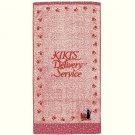 Bath Towel -60x120cm- Applique Embroidery- Jiji - Kiki's Delivery Service -2014- no production (new)