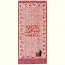 Face Towel -34x80cm- Applique Embroidery- Jiji - Kiki's Delivery Service -2014- no production (new)