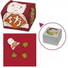 Star Candy / Conpeito & Handkerchief - made in Japan - Bou & Kashira - Spirited Away - 2016 (new)