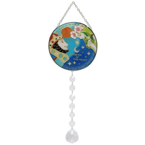 Sun Catcher - Glass - Queen & King - Whisper of the Heart - Ghibli - 2016 no production (new)