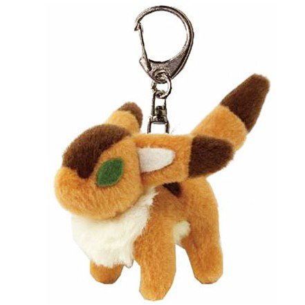 Keyholder - Mascot Plush Doll - Fluffy - Kitsunerisu - Laputa - Ghibli - Sun Arrow - 2016 (new)