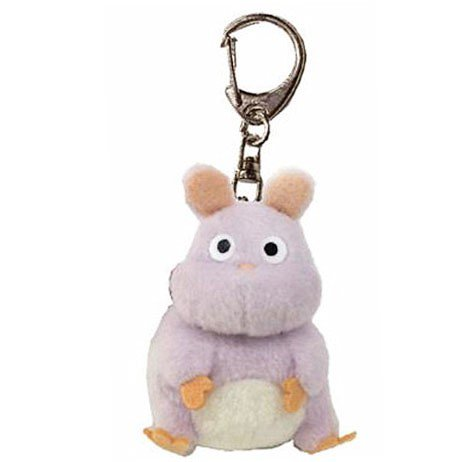 Keyholder - Mascot Plush Doll - Fluffy - Bounezumi - Spirited Away - Ghibli - Sun Arrow - 2016 (new)