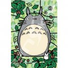 Jigsaw Puzzle - 126 pieces - Art Crystal like Stained Glass - Totoro - Ghibli - Ensky - 2016 (new)