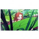 2017 Wall Monthly Calendar - 22 Studio Ghibli Movie - Arrietty and More (new)