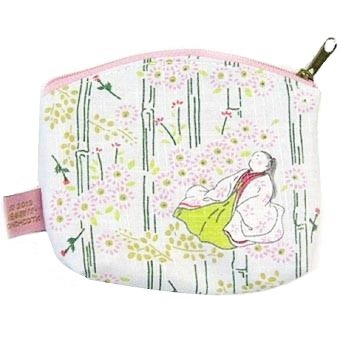 Pocket Tissue Case Pouch - Tale of Princess KAGUYA - 2013 - no production (new)