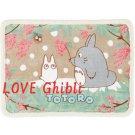 Blanket (S) - 70x100cm - Microfiber - Micro Sheep Boa - Totoro - Ghibli - 2016 (new)