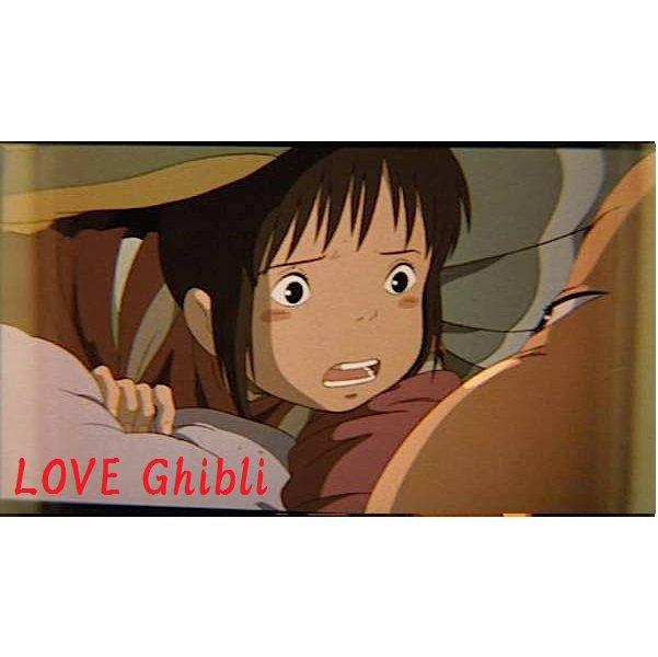 SOLD - Bookmarker - Movie Film #17 - 6 Frame - Sen & Bou - Spirited Away - Ghibli Museum (new)