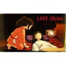 1 left - Bookmarker - Movie Film #19 - 6 Frame - Haku & Sen - Spirited Away - Ghibli Museum (new)