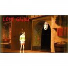 1 left - Bookmarker - Movie Film#31 - 6 Frame - Sen & Kaonashi - Spirited Away - Ghibli Museum (new)