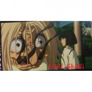 1 left - Bookmarker - Movie Film #60 - 6 Frame - Yubaba & Haku - Spirited Away - Ghibli Museum (new)