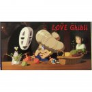 1left- Bookmarker Movie Film#63- 6 Frame- Zeniba Sen Kaonashi Bounezumi - Spirited Away -Museum(new)