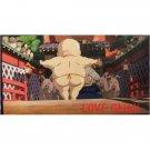 1 left- Bookmarker - Movie Film #66 - 6 Frame - Yubaba & Bou - Spirited Away - Ghibli Museum (new)