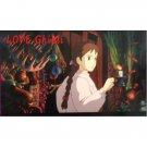 1 left - Bookmarker - Movie Film #20 - 6 Frame - Sophie - Howl's Moving - Ghibli Museum (new)