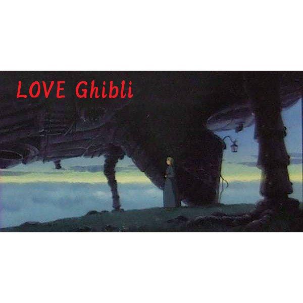 1 left- Bookmarker - Movie Film #23 - 6 Frame- Sophie & Castle - Howl's Moving - Ghibli Museum (new)