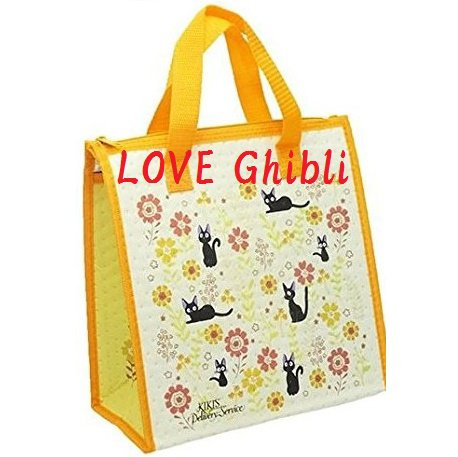 Lunch Bento Bag - Nonwoven Fabric Aluminum Deposited Film Thermal- Kiki's Delivery Service 2016(new)