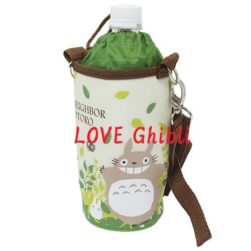 Plastic Bottle Thermal Bag - Aluminum Deposited Film - Made in Japan - Totoro - Ghibli - 2016 (new)