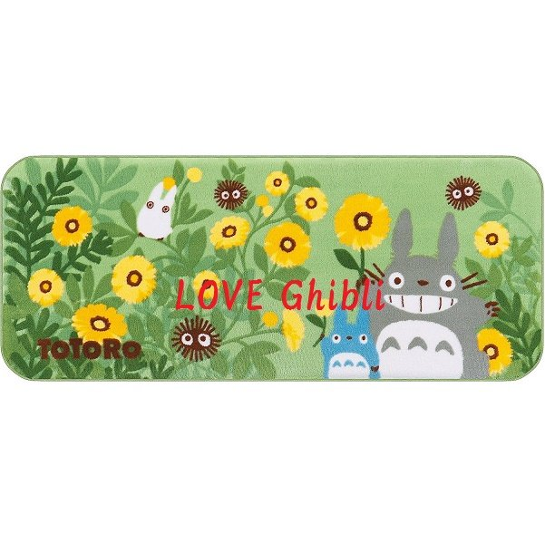 Rug Mat Carpet - 50x120cm - Totoro - Ghibli - 2016 (new)