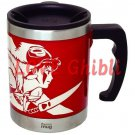 Thermal Mug Cup 400ml - In Collaboration with Thermo Mug - San - Mononoke - Ghibli - 2016 (new)