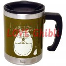 Thermal Mug Cup 400ml - In Collaboration with Thermo Mug - Totoro - Ghibli - 2016 (new)