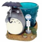 Planter Pot / Container - Figure - Totoro & Bus Stop - Ghibli - 2017 (new)