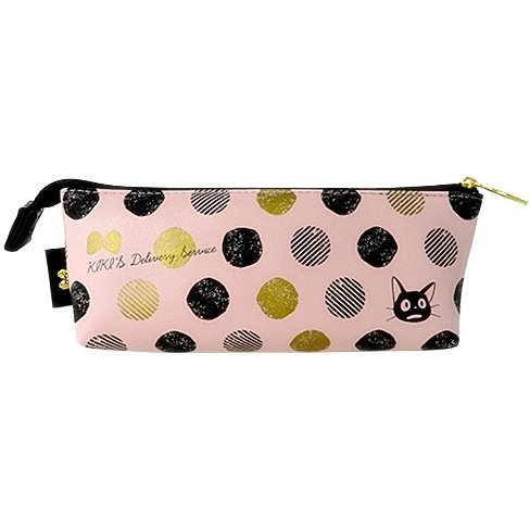 Pen Pencil / Pouch - Synthetic Leather - Jiji - Kiki's Delivery Service - Ghibli - 2017 (new)