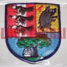 2 left - Patch / Wappen - Embroidery - Emblem - Totoro - Ghibli Museum - Mini Card & Envelope (new)