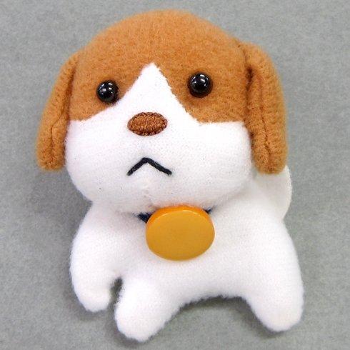 1 left - Mascot - Magnet - Koro no Daisanpo / Koro's Big Day Out - Ghibli Museum Card Envelope (new)