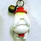 1 left - Strap Holder - Netsuke Bell - Oshirasama - Spirited Away - Ghibli - no production (new)