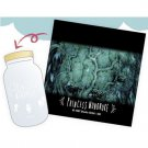 Glass Jar & Hand Towel Set - Kodama - Mononoke - Ghibli - 2017 (new)