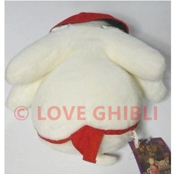 1 left - Plush Doll M- H24cm Oshira sama - Nestle- Spirited Away no production (new, defect stomach)
