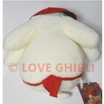 1 left - Plush Doll M - H24cm Oshira sama - Nestle - Spirited Away no production (new, no paper tag)