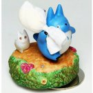 1 left - Music Box Orgel - Rotary - Porcelain - Sho & Chu Totoro - Sekiguchi - no production (new)