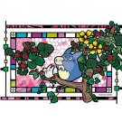 Jigsaw Puzzle - 126 pieces - Art Crystal like Stained Glass - Sho Chu Totoro Ghibli Ensky 2017 (new)